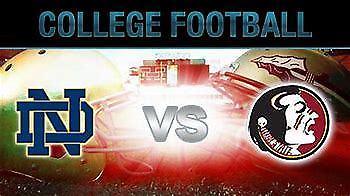 Mynotredame Ndcd Young Alumni Game Watch Nd V Florida State
