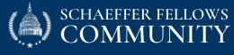 Schaeffer Fellows Community logo