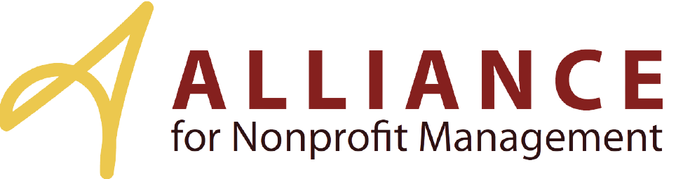 The Alliance for Nonprofit Management logo