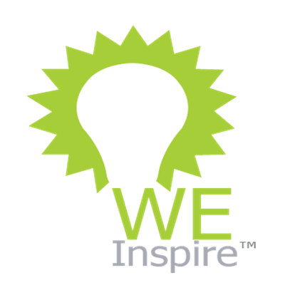 WE Inspire logo