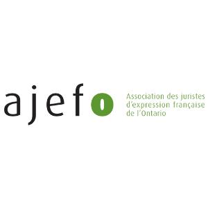 Association des juristes d'expression française de l'Ontario