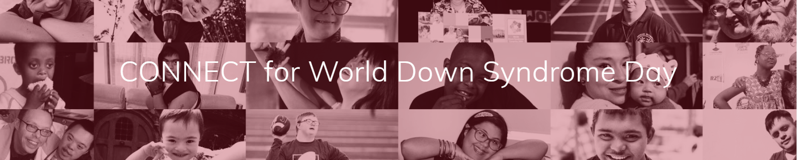 Connect for World Down Syndrome Day